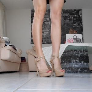 Sam Edelman Open Toe Ankle Strap Sandals